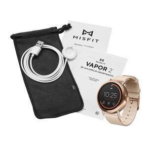 2018冬の新作ミスフィットタッチスクリーンスマートウォッチ公式2年保証MISFITiphoneandroid対応ウェアラブルSmartwatch腕時計レディースメンズヴェイパー2MIS7104VAPOR2