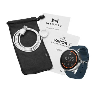 2018冬の新作ミスフィットタッチスクリーンスマートウォッチ公式2年保証MISFITiphoneandroid対応ウェアラブルSmartwatch腕時計レディースメンズヴェイパー2MIS7201VAPOR2