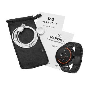 2018冬の新作ミスフィットタッチスクリーンスマートウォッチ公式2年保証MISFITiphoneandroid対応ウェアラブルSmartwatch腕時計レディースメンズヴェイパー2MIS7202VAPOR2