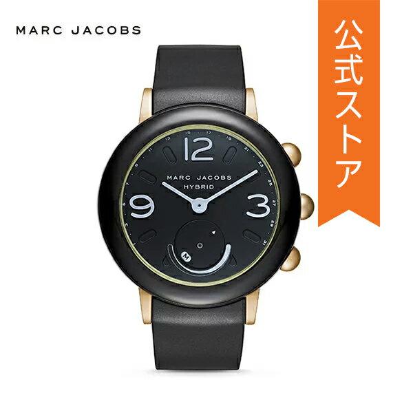 ★30%OFFセール 【MARC JACOBS公式2年保証】マークジェイコブス MARC JACOBS コネクテッド スマートウォッチ ウェアラブル 腕時計 レディース ライリー ハイブリッド RILEY HYBRID MJT1001
