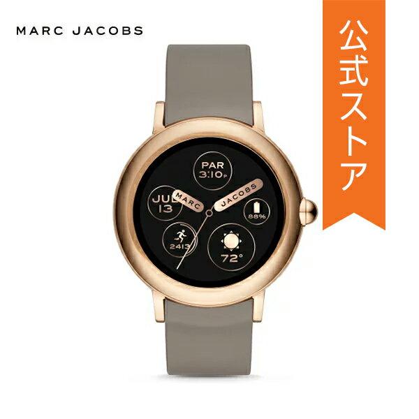 【MARC JACOBS公式2年保証】マークジェイコブス MARC JACOBS コネクテッド スマートウォッチ ウェアラブル 腕時計 レディース ライリー タッチスクリーン RILEY TOUCHSCREEN MJT2001