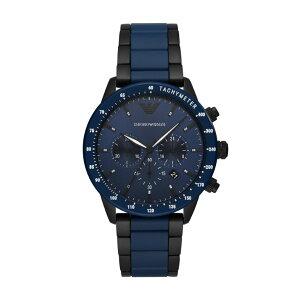 2020春の新作エンポリオアルマーニ腕時計メンズEMPORIOARMANI時計AR70001MARIO公式2年保証
