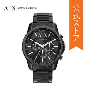 2021秋の新作アルマーニエクスチェンジ腕時計アナログブラックメンズARMANIEXCHANGE時計AX1722BANKS公式2年保証