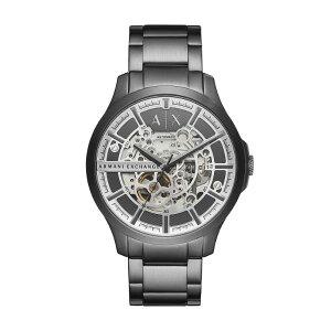 2020冬の新作アルマーニエクスチェンジ腕時計自動巻きメンズARMANIEXCHANGE時計AX2417HAMPTON公式2年保証