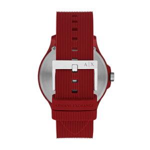 2021 夏の新作 アルマーニ エクスチェンジ 腕時計 アナログ レッド メンズ ARMANI EXCHANGE 時計 AX2422 HAMPTON ハンプトン 公式 2年 保証
