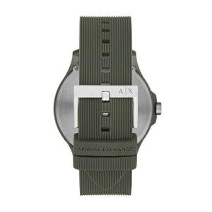 2021 夏の新作 アルマーニ エクスチェンジ 腕時計 アナログ グリーン メンズ ARMANI EXCHANGE 時計 AX2423 HAMPTON ハンプトン 公式 2年 保証