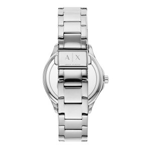 2021秋の新作アルマーニエクスチェンジ腕時計アナログシルバーレディースARMANIEXCHANGE時計AX5256LADYHAMPT公式2年保証