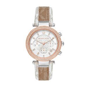 2021 夏の新作 マイケルコース 腕時計 アナログ マルチ レディース MICHAEL KORS 時計 MK6950 PARKER パーカー 公式 2年 保証
