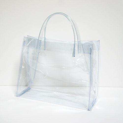 ビニールバッグ>透明