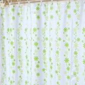 フラワーバスカーテン1