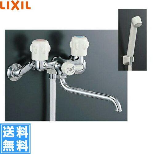 [BF-651-RU]リクシル[LIXIL/INAX]浴室用2ハンドルシャワー水栓