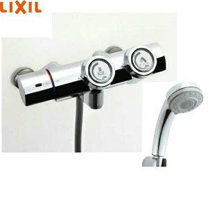 【送料無料】[INAX]シャワーバス水栓[サーモスタット][プッシュ式水栓][一般地仕様]BF-HW156TSB【LIXILリクシル】【RCP】【smtb-tk】【w4】
