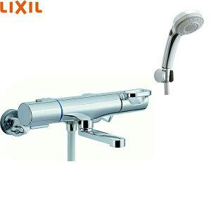 [BF-WM147TSBW]リクシル[LIXIL/INAX]シャワーバス水栓[サーモスタット][エコフルスイッチ多機能シャワー][一般地仕様]【送料無料】【02P05Nov16】