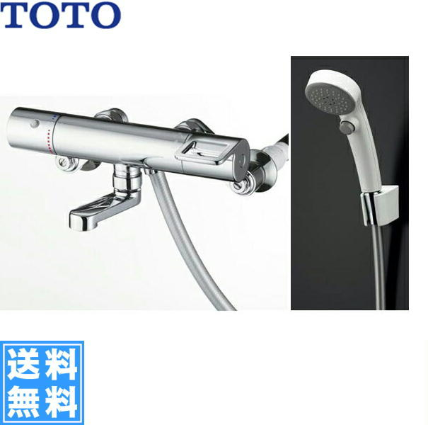 TOTOサーモスタットバス水栓TMGG40SEWZ[寒冷地仕様]【送料無料】