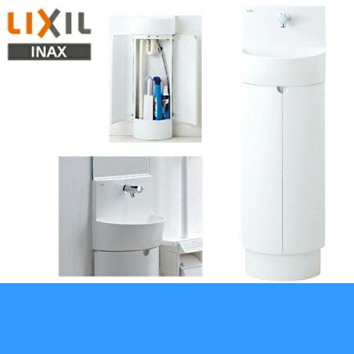 リクシル[LIXIL/INAX]コンパクト手洗キャビネットL-D203SCHE/WAA