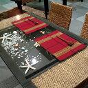 【ウォーターヒヤシンス テーブル】ダイニングテーブル HDT-10 メンテナンス用キット付きで安心のアジ...