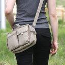 【メール便 送料無料 対象商品】 ショルダーバッグ 斜めがけバッグ メンズ レディース 男女兼用 ショルダーバック 斜めがけバック 女の子 ナイロン 黒 E990 あす楽対応 通勤 ウォーキング
