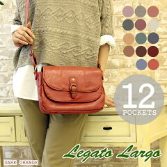 Legato Largo ミニ ショルダーバッグ 13色 レガートラルゴ 斜めがけバッグ ショルダーバック 鞄...