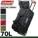 Coleman コールマン ボストンキャリー キャリーバッグ ボストン...