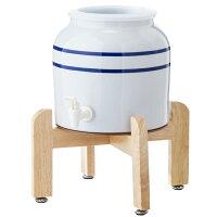 陶器製給水器スプリングウェル(ノンスピルタイプ)