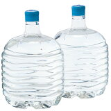 ウォーターサーバー 対応ボトル 富士の天下一水12L(12L×2本【本州送料無料】)【純国産ミネラルウォーター】【バナジウム含有量67μg】ウォーターサーバー 水