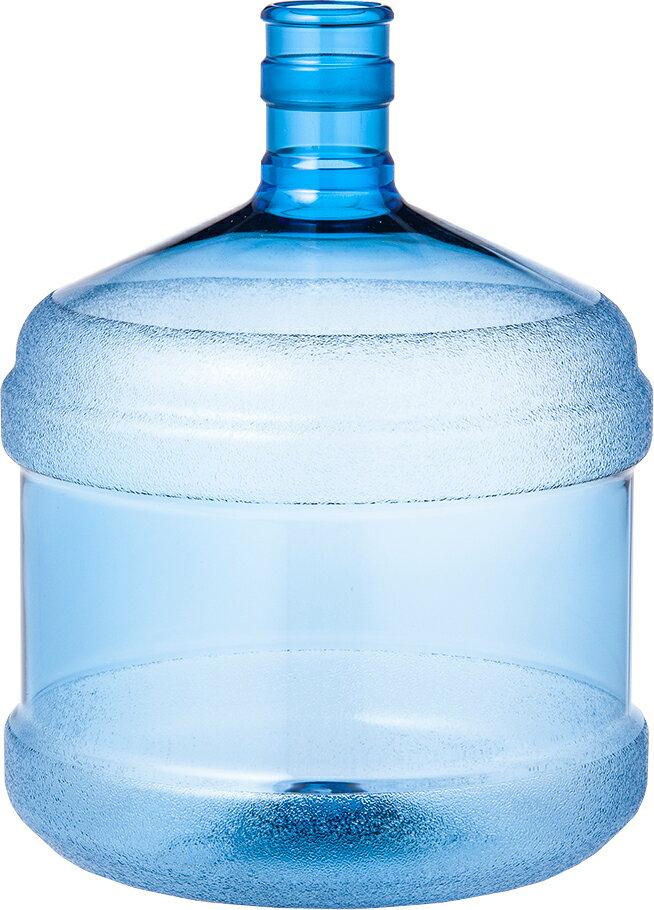 ウォーターサーバー対応12Lボトル1本(キャップ10個付※お水は入っていません)