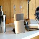 歯ブラシスタンド洗面台おしゃれ小物ハブラシ歯ブラシホルダーステンレス製ペン立て箸立て新生活ギフトプレゼントステンレス