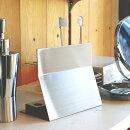 歯ブラシスタンド洗面台おしゃれ小物ハブラシ歯ブラシホルダーステンレス製ペン立て箸立て新生活ギフトプレゼントステンレス歯ブラシホルダー4本用
