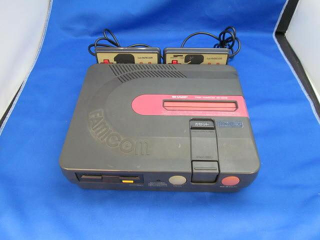 ファミコン, 互換機  SHARP AN-500B