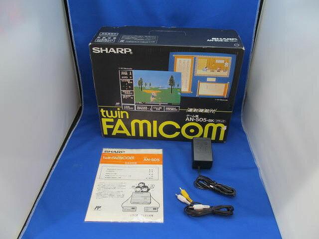 ファミコン, 互換機  SHARP AN-505-BK