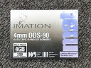 【未使用】 イメーション imation 【未使用・未開封】 DDS-90 DATAカートリッジ 4mm×90m DDS-90 S