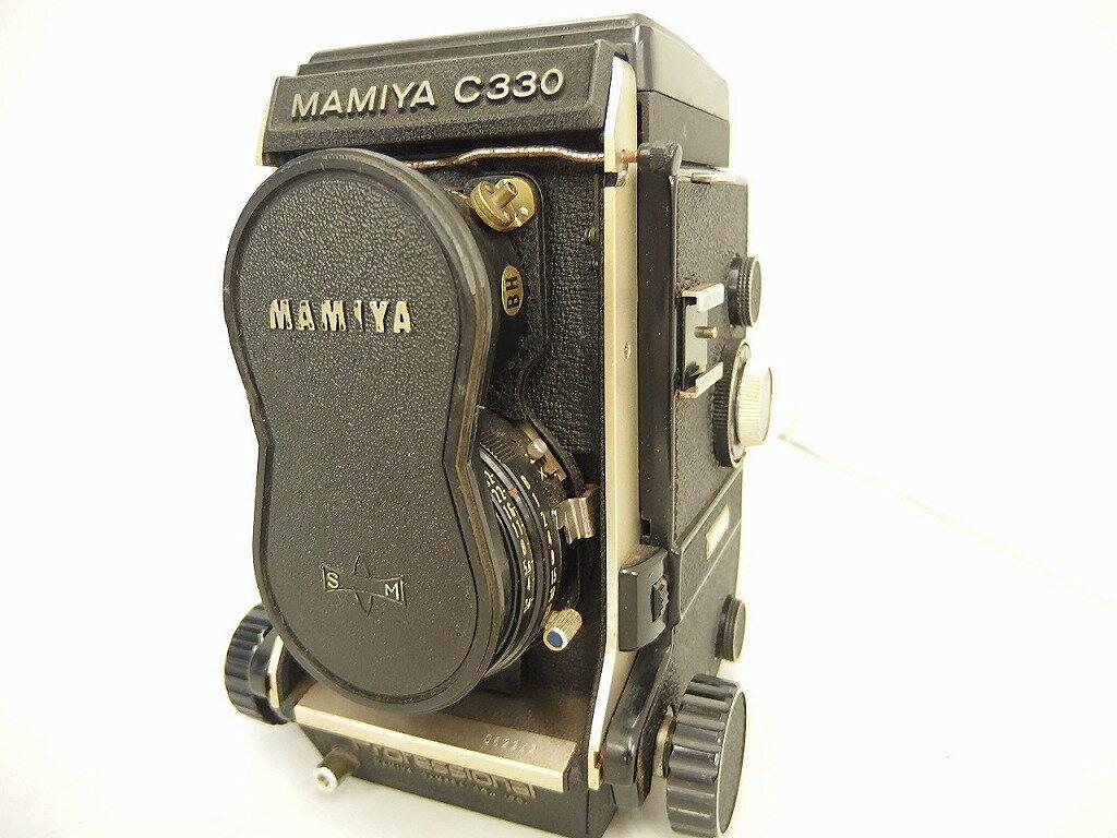 フィルムカメラ, 中判・大判カメラ  Mamiya C330 Professional