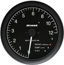 X8T マルチ表示タコメーター(エンジン回転/水温/電圧) MULTI ...