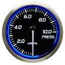 レーサーゲージ N2 Φ52 圧力計 Defi(デフィー)