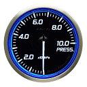 レーサーゲージ N2 Φ60 圧力計 Defi(デフィー)