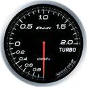【訳あり 残り2台です。】DEFI ADVANCE BF TURBO. ターボ計 Max200kPa 60パイ ホワイト