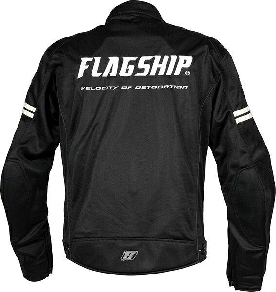 FlagshiP(フラッグシップ)『スマートライドメッシュジャケット』