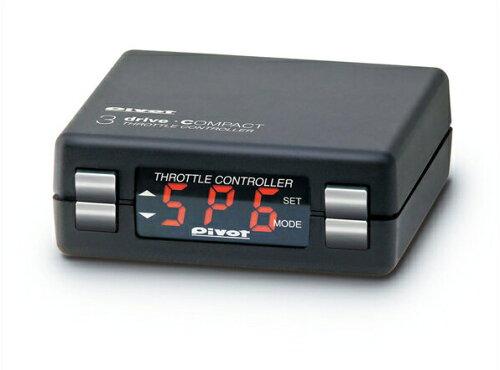 スロコン スロットルコントローラーPIVOT(ピボット) 3DRIVE COMPACT THC 車種別ハーネスTH-2Bセッ...