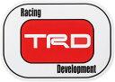 旧ロゴ ステッカー MS011-00003 TRD