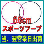 スポーツフープ 66cm 【フラフープ】【一流工場生産のライテック社(M-net)(エムネット)(LITEC)】DF023 02P03Dec16