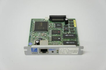 Lio Slot V2 NetHawk N-111 ネットワークカード Canon 【中古】【送料無料セール中! (大型商品は対象外)】