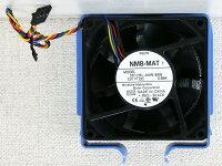 0K4795/0F6079DELLPowerEdge800用前面冷却ファンミネベア松下モータ3612KL-04W-B66