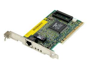 3C905B-TX 3Com 10BASE-T/100BASE-TX PCIネットワークカード【中古】