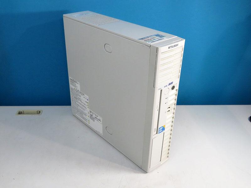 FT8600 model100Se MN8100-1597 三菱 Core i3 540 3.06GHz/4GB/293GB/DVD-ROM/MN8103-116A【中古】【全品送料無料セール中!】:アールデバイス