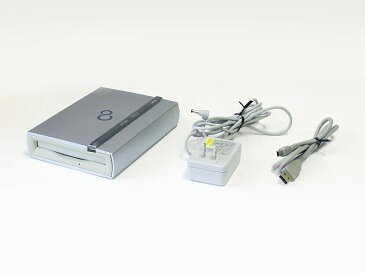 FMPD-445 富士通 3.5インチ光磁気ディスクユニット 640MB 外付け USB2.0対応【中古】【送料無料セール中! (大型商品は対象外)】