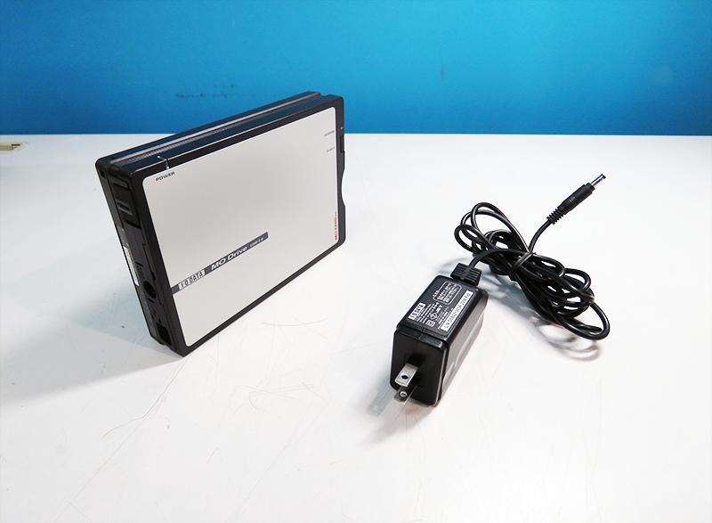 MOC2-U1.3R I・O DATA USB 2.0/1.1対応 1.3GB 3.5インチMOドライブ【中古】【対象商品は5,000円以上のお買上げで送料無料】