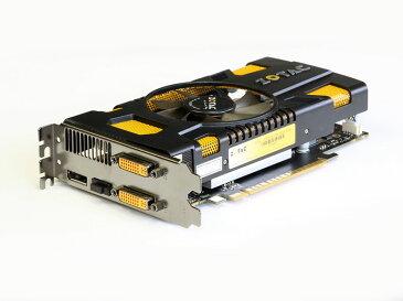 ZOTAC GeForce GTX550Ti 1GB DVI x2/HDMI/DisplayPort PCI Express 2.0 x16 ZT-50401【中古】【送料無料セール中! (大型商品は対象外)】