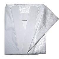 日本製胴抜き長襦袢仕立て上がり半衿付き抜衿布、腰紐付(えもん抜き)