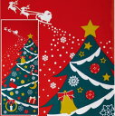 和風インテリア 《 手ぬぐい てぬぐい 》 クリスマス タペストリー tapestry tenugui tenugi k...