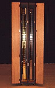 屏風(金屏風・銀屏風・鳥の子屏風)保管屏風専用収納箱 DX7尺屏風用・2本タイプ【全国送料無料】【代引き手数料無料】:わざっか本舗
